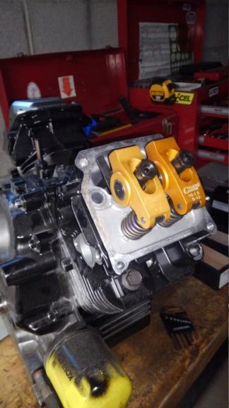 Kohler 7000 series engine build Kimg0912