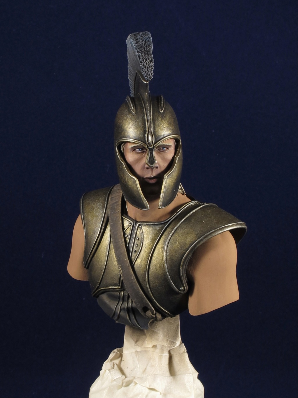 Buste - Achilles - 1/10 - Young Miniatres - Terminé 25f6f910