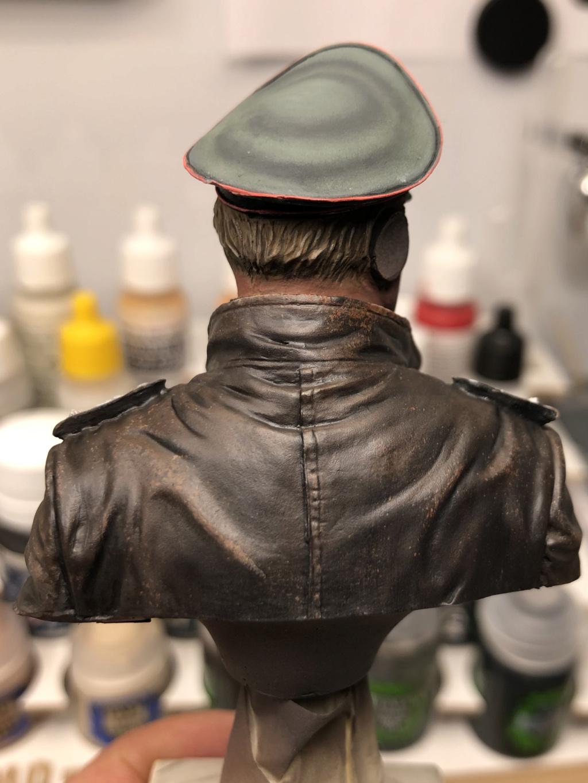 Buste - SS Panzer Commander Normandie 1944 - Young Miniatures - Terminé  48144810