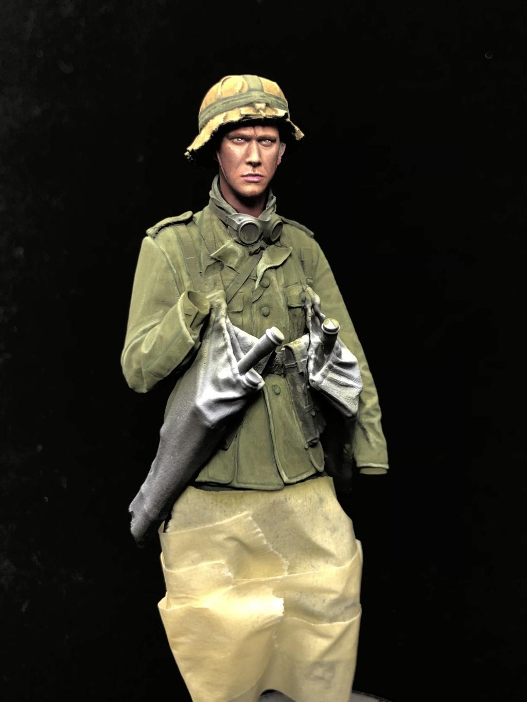 DAK Panzer Pionier 1942 - Andrea Miniatures - Terminé 4b935b10