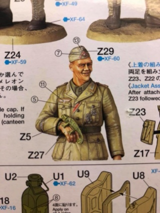 WWII Wehrmacht Tank Crewman - Africa Corps - 1/16 - Partie 8 - Fin 52486511