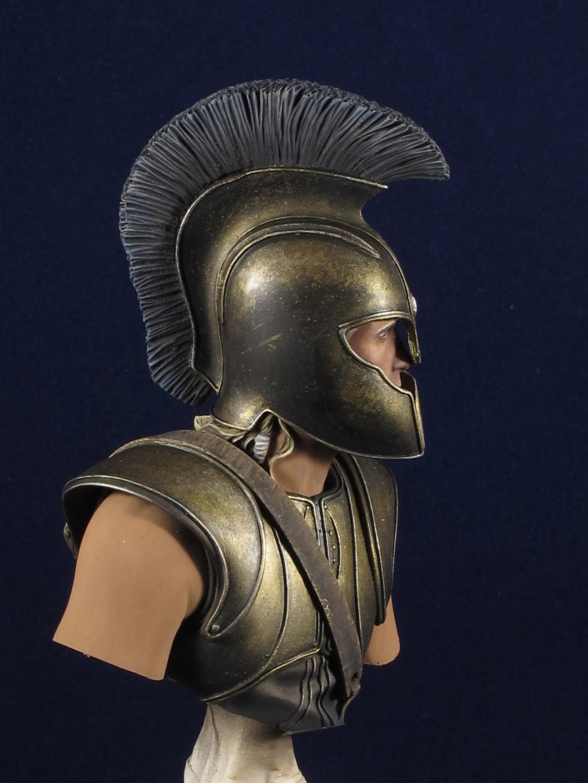 Buste - Achilles - 1/10 - Young Miniatres - Terminé 54ca3f10