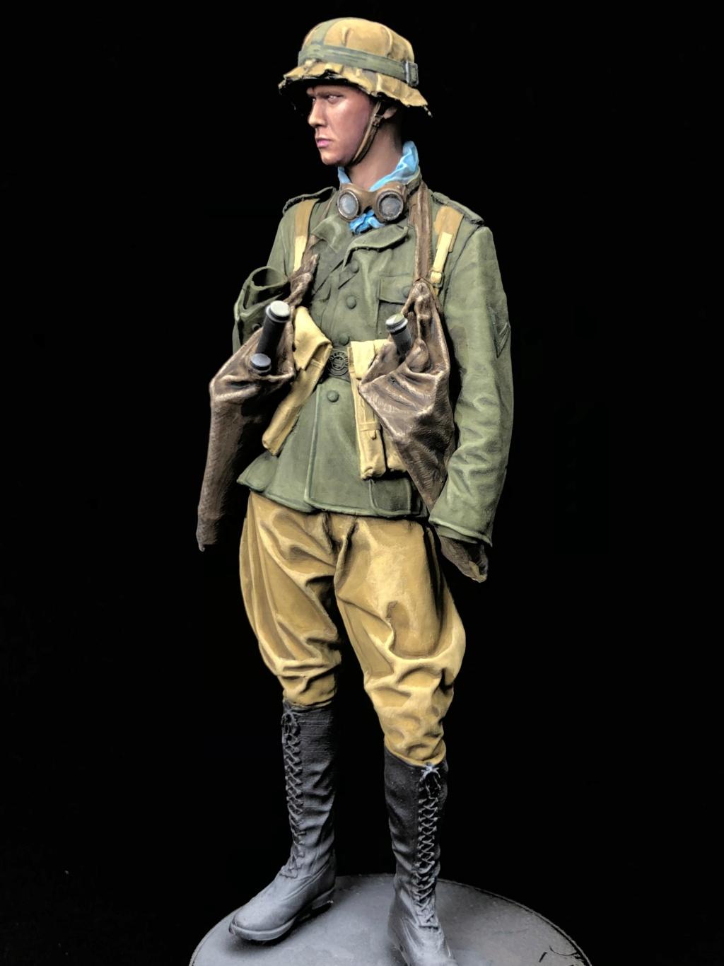 DAK Panzer Pionier 1942 - Andrea Miniatures - Terminé 70ffd410