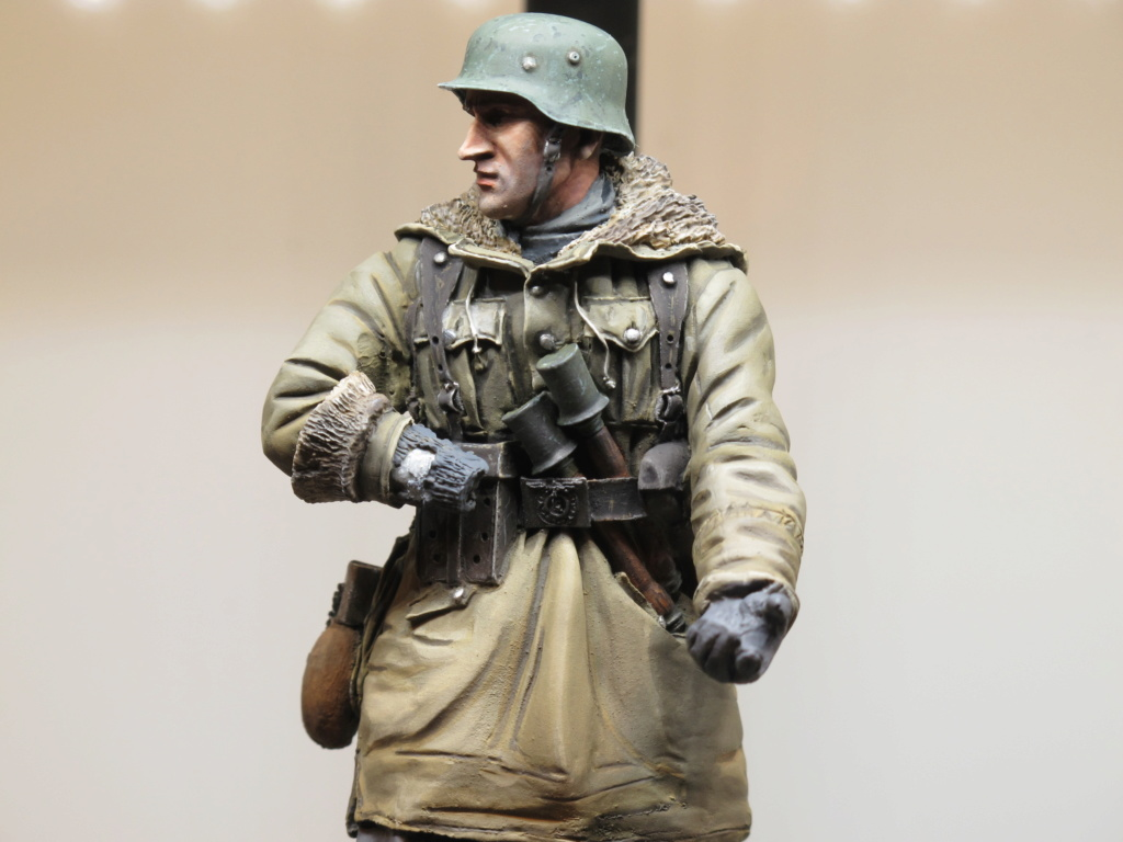WWII - Figurine 1/16 - Mitrailleur Allemand 2e guerre mondiale - En cours Img_9812
