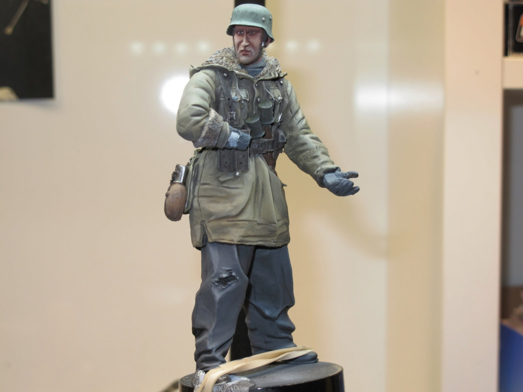 WWII - Figurine 1/16 - Mitrailleur Allemand 2e guerre mondiale - En cours Img_9910