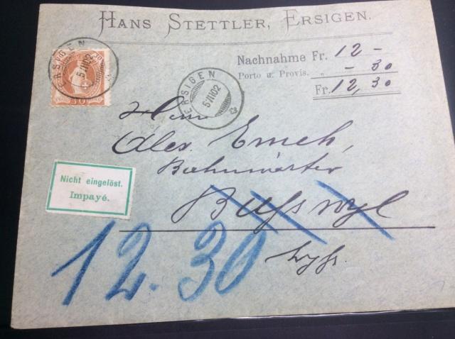 """Beipackzettelchen"" - Postvermerketiketten E9462010"