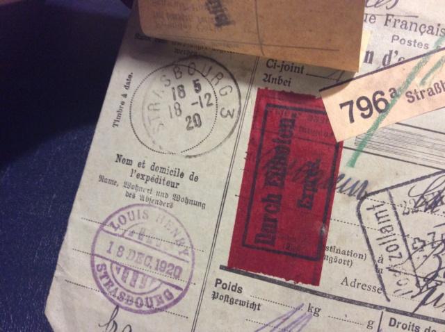 Stempel,Stempel Zettelchen und nochmal Stempel Image125