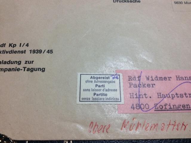 """Beipackzettelchen"" - Postvermerketiketten Image17"