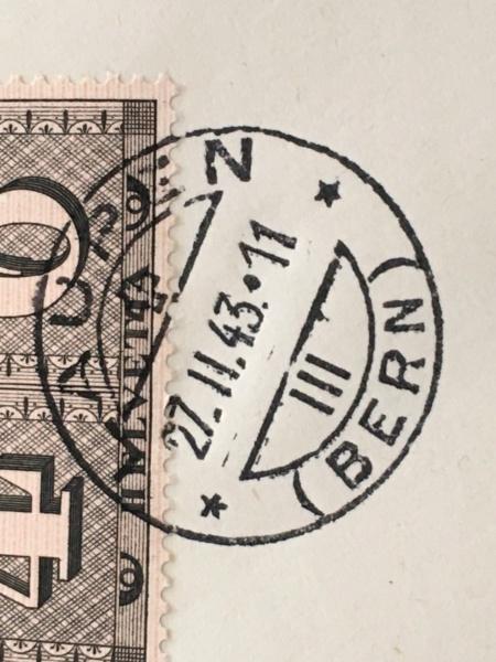 Stempelfrage: Gleiches Datum/ Ort - anderer Stempel Image235