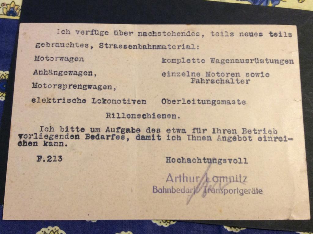 Drucksache Deutsche Reichspost Image36