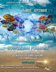 Bourse aux poissons MARSEILLE Affich10