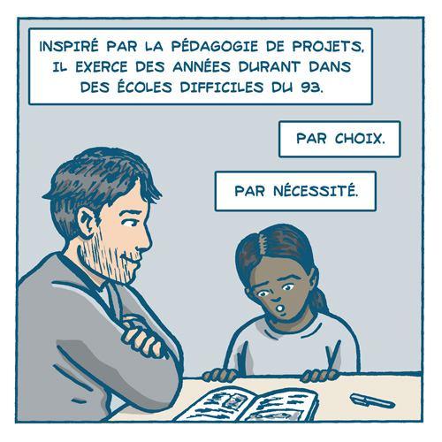BD Cas d'école : l'histoire de Laurent par Remedium Timoris Histoi11