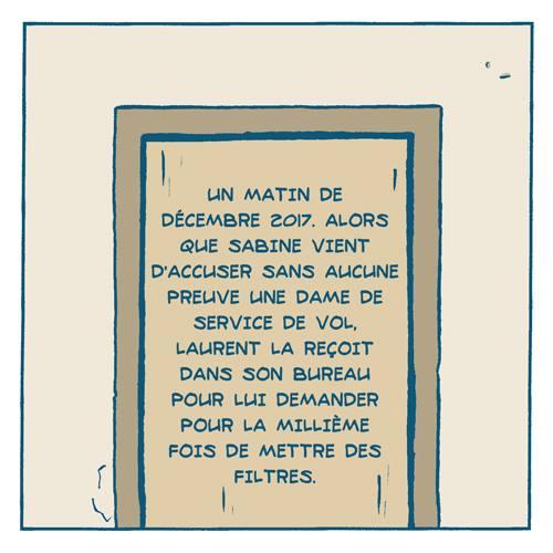 BD Cas d'école : l'histoire de Laurent par Remedium Timoris Histoi20
