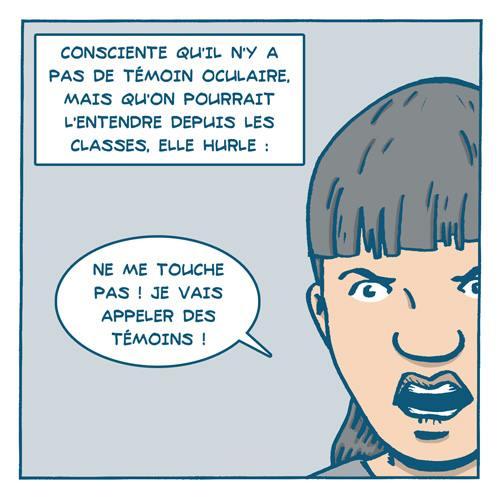 BD Cas d'école : l'histoire de Laurent par Remedium Timoris Histoi22
