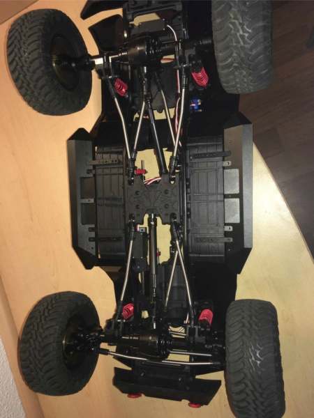 [TRACTION HOBBY FOUNDER 2] Mon traction Hobby Founder 2 98f81d10