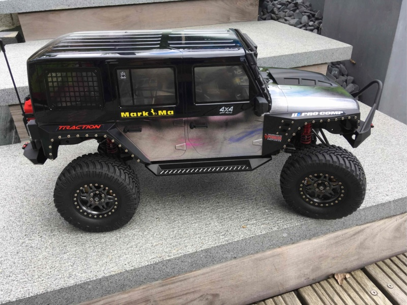 [TRACTION HOBBY FOUNDER 2] Mon traction Hobby Founder 2 A27e5310
