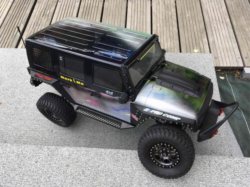 [TRACTION HOBBY FOUNDER 2] Mon traction Hobby Founder 2 E12ead10