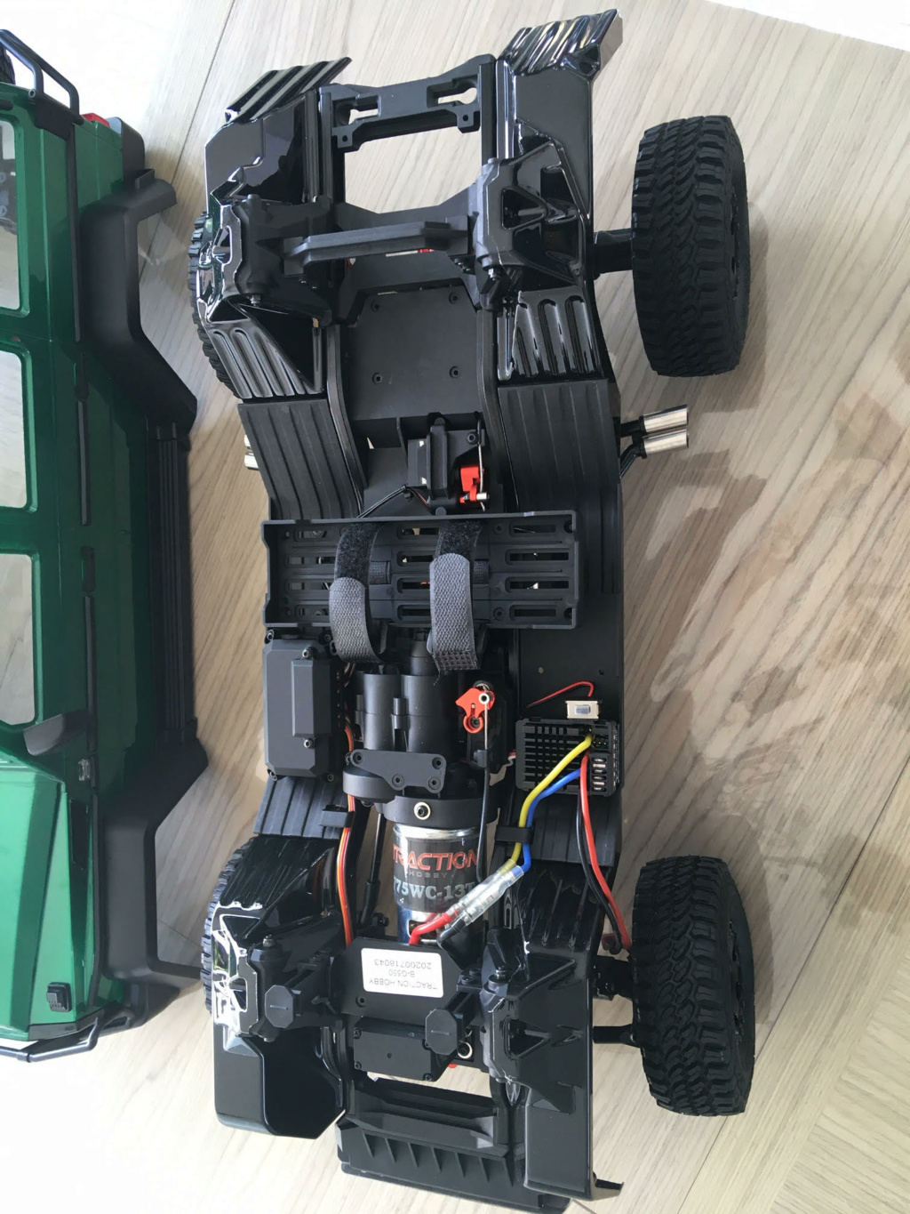 Traction Hobby B-G550 4x4 vers G63 6x6 Unname14