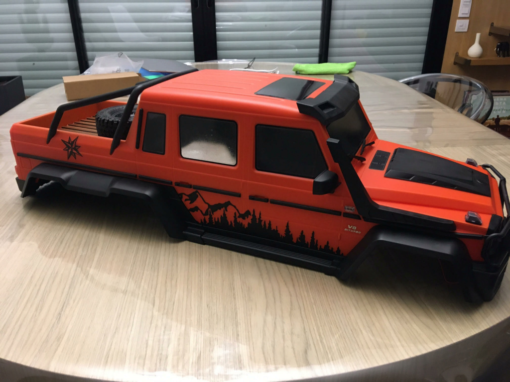 Traction Hobby B-G550 4x4 vers G63 6x6 Unname36