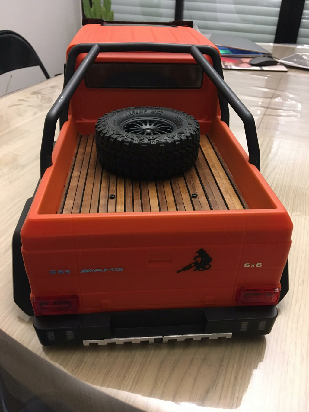 Traction Hobby B-G550 4x4 vers G63 6x6 Unname38