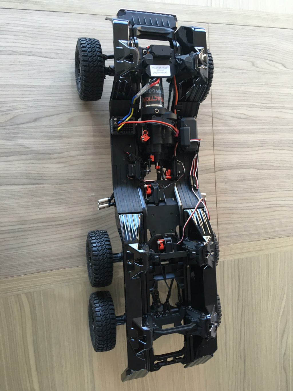 Traction Hobby B-G550 4x4 vers G63 6x6 Unname41