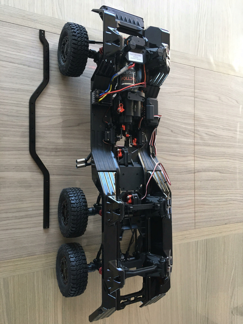 Traction Hobby B-G550 4x4 vers G63 6x6 Unname43