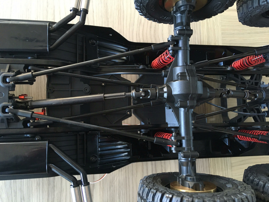 Traction Hobby B-G550 4x4 vers G63 6x6 Unname46