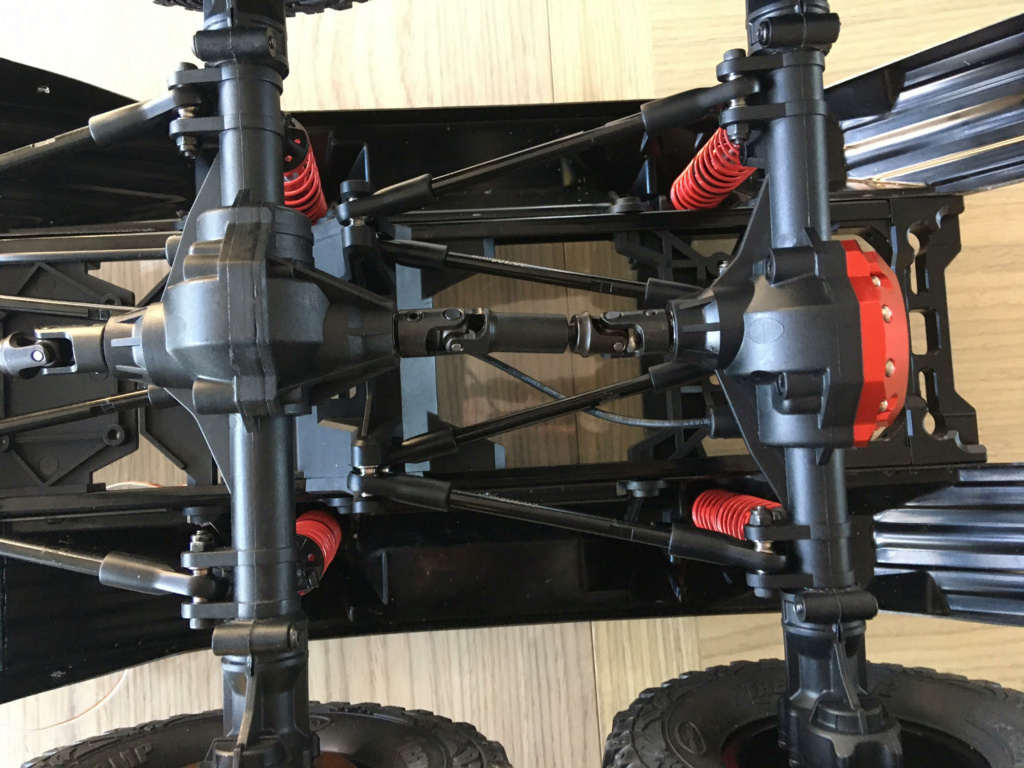 Traction Hobby B-G550 4x4 vers G63 6x6 Unname47