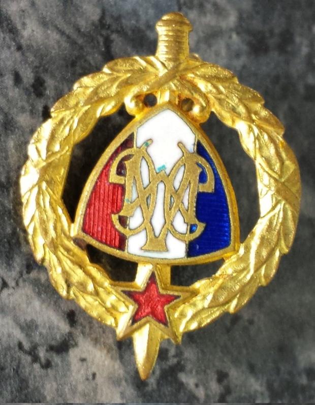 insigne ''Le médailler Paris'' 20200514