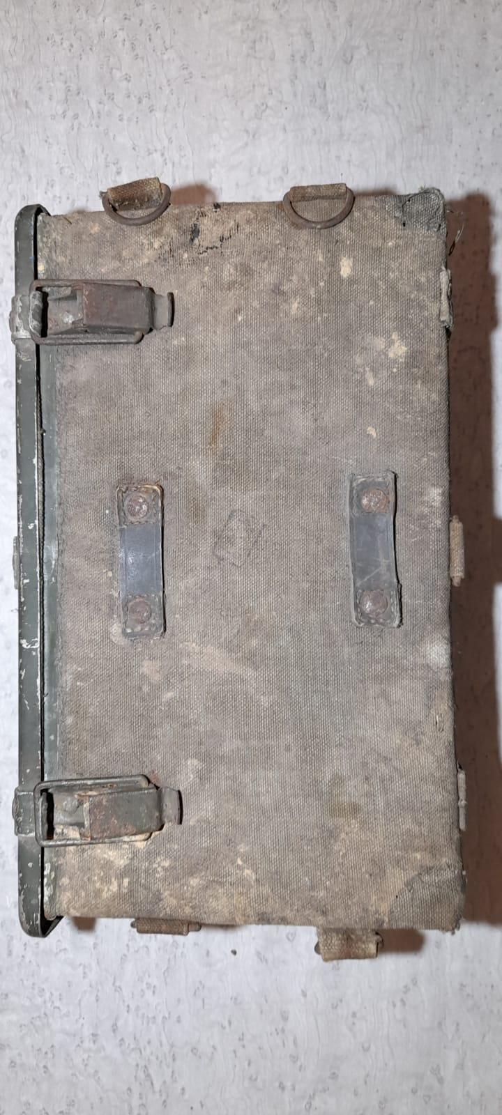 cartouchière métallique 212