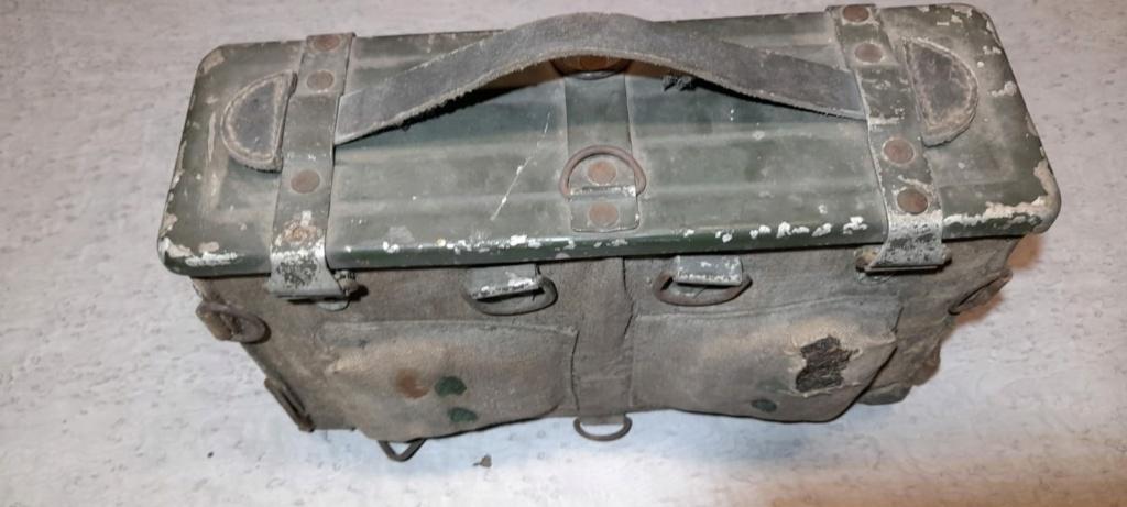 cartouchière métallique 510