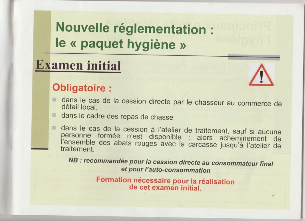 Dossier Hygiène et traitement de la venaison Hy0311
