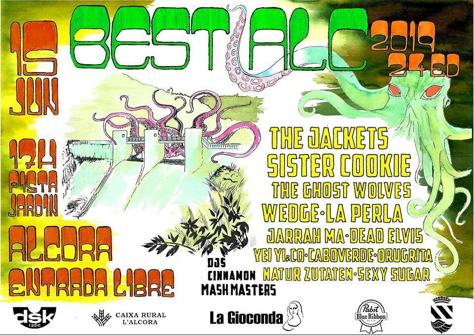 Festivales gratuitos en España - Página 2 Bestia10