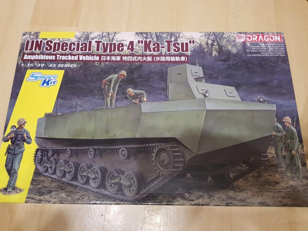 IJN Special Type 4 Ka-Tsu  1.35 Dragon 20200311