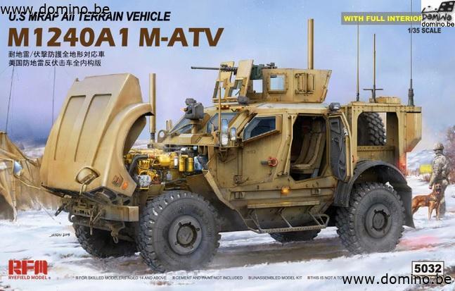 M 1240 A1 M-ATV 1/35 (RFM) Getpic10