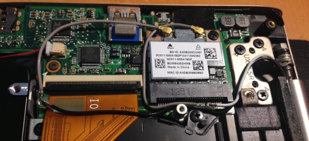 Fix WiFi - BCM94352HMB - Asus ZenBook UX51VZ - Mac OS Mojave & Catalina Wifix_10
