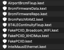 Fix WiFi - BCM94352HMB - Asus ZenBook UX51VZ - Mac OS Mojave & Catalina Wifix_14