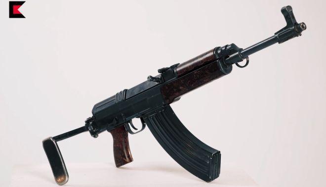 ARES/TOLMAR VZ58 (VERSION 2018) - Et non, ce n'est pas un AK! - EDIT du 18/08/2020 10-rea10