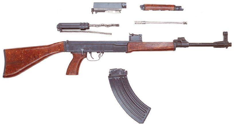 ARES/TOLMAR VZ58 (VERSION 2018) - Et non, ce n'est pas un AK! - EDIT du 18/08/2020 10-rea11