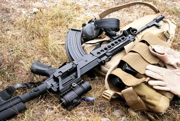 ARES/TOLMAR VZ58 (VERSION 2018) - Et non, ce n'est pas un AK! - EDIT du 18/08/2020 3d5d9010
