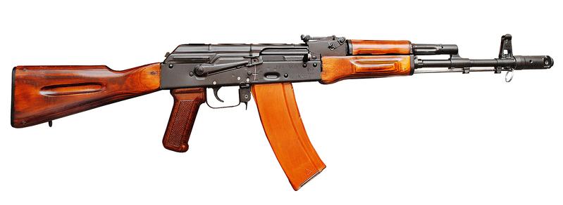 VFC - AK74 - OLDIE...BUT GOODIE! - AEG Ak74l10