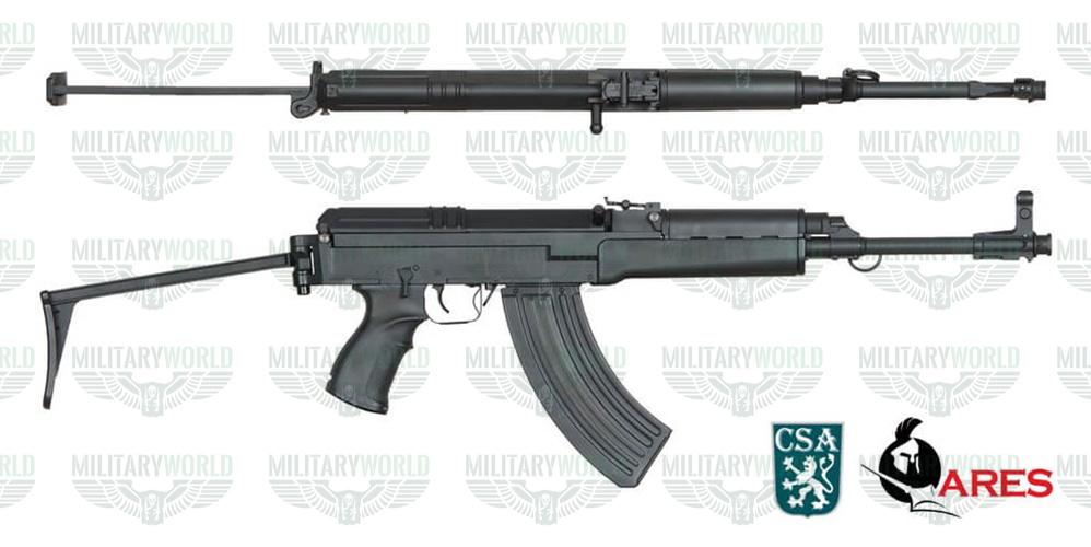 ARES/TOLMAR VZ58 (VERSION 2018) - Et non, ce n'est pas un AK! - EDIT du 18/08/2020 Ares-f10