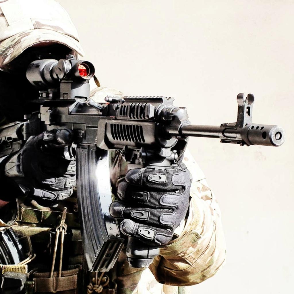 ARES/TOLMAR VZ58 (VERSION 2018) - Et non, ce n'est pas un AK! - EDIT du 18/08/2020 Fab-de10