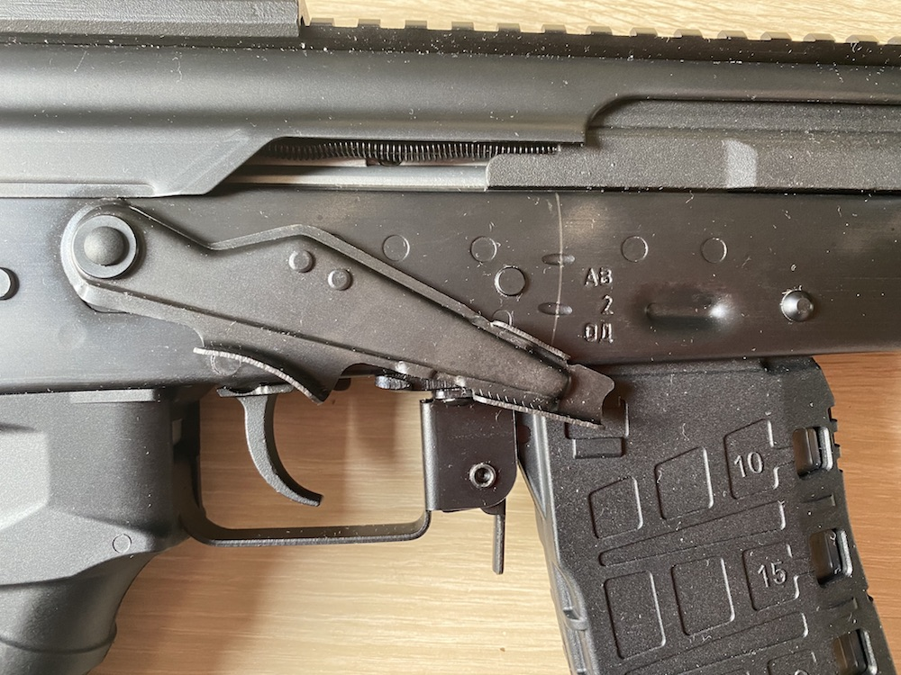 ARCTURUS - AT-AK 12 - AEG - Review Terminée! Img-1110