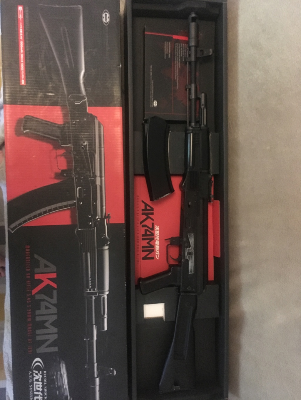 Tokyo Marui AK-74MN Next Generation AEG Img_1144