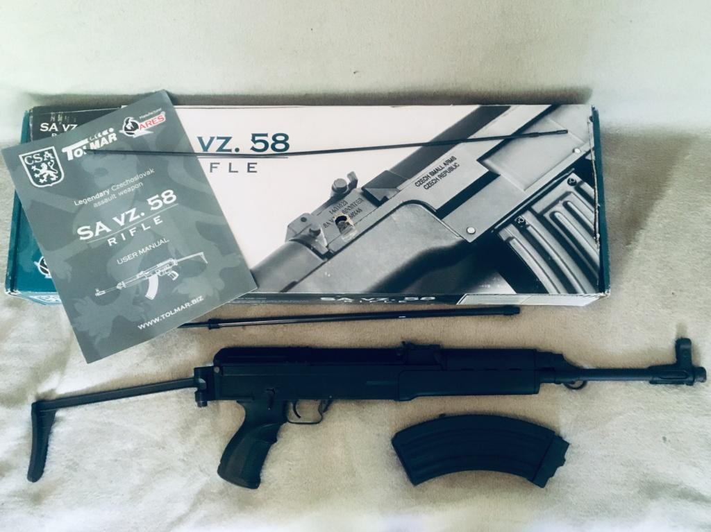 ARES/TOLMAR VZ58 (VERSION 2018) - Et non, ce n'est pas un AK! - EDIT du 18/08/2020 Img_e111