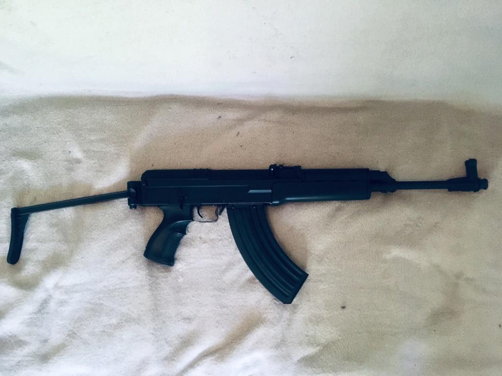 ARES/TOLMAR VZ58 (VERSION 2018) - Et non, ce n'est pas un AK! - EDIT du 18/08/2020 Img_e112