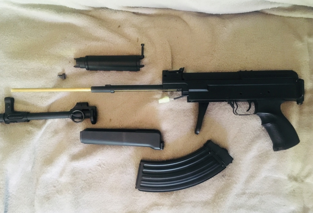 ARES/TOLMAR VZ58 (VERSION 2018) - Et non, ce n'est pas un AK! - EDIT du 18/08/2020 Img_e136