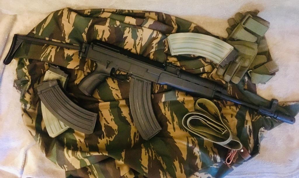 ARES/TOLMAR VZ58 (VERSION 2018) - Et non, ce n'est pas un AK! - EDIT du 18/08/2020 Img_e176