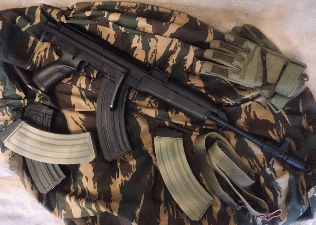 ARES/TOLMAR VZ58 (VERSION 2018) - Et non, ce n'est pas un AK! - EDIT du 18/08/2020 Img_e177